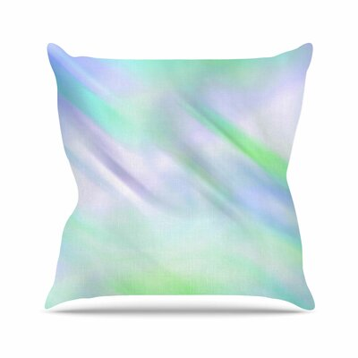 Mermaids Dream Alison Coxon Throw Pillow