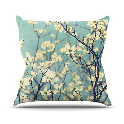 Pure Ann Barnes Throw Pillow