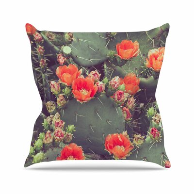 Flamenco Ann Barnes Throw Pillow
