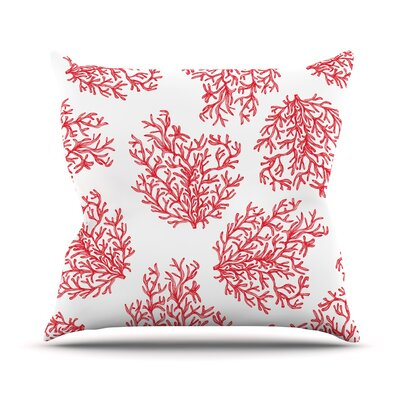 Anchobee Throw Pillow