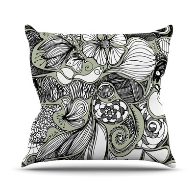 Doodle Dos Anchobee Throw Pillow