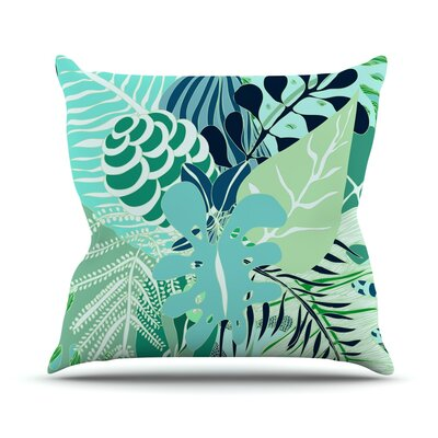 Giungla Anchobee Throw Pillow