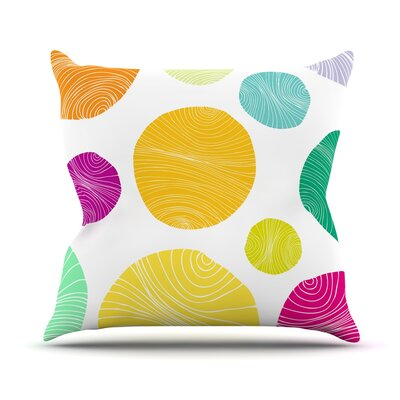 Eolo Anchobee Throw Pillow