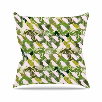 Aisha Anchobee Throw Pillow