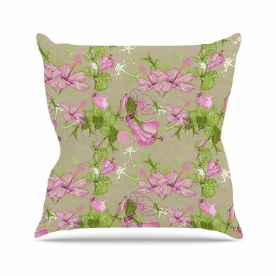 Romantic Alisa Drukman Throw Pillow
