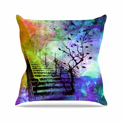 Stairway AlyZen Moonshadow Throw Pillow