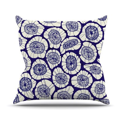 Bahar Anchobee Throw Pillow