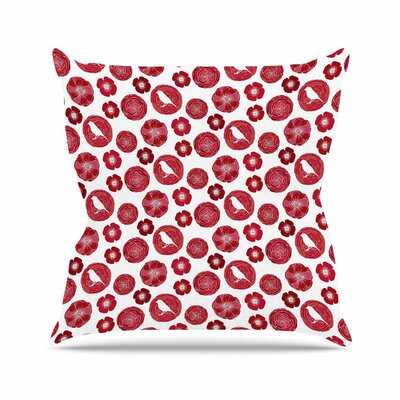 Lucrezia Anchobee Throw Pillow