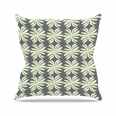 Palm Amy Reber Throw Pillow