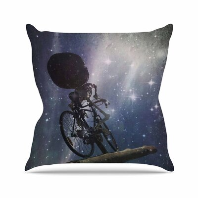 No Rest for the Wicked AlyZen Moonshadow Throw Pillow