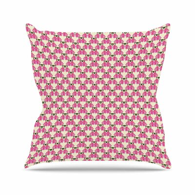 Rosea Mayacoa Studio Throw Pillow Size: 20 H x 20 W x 4 D