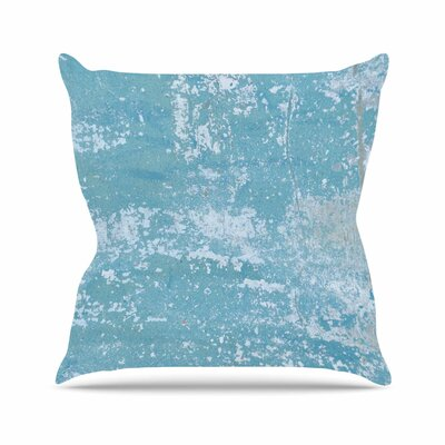 Galvanized Jennifer Rizzo Throw Pillow Size: 26 H x 26 W x 4 D