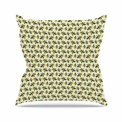 Pine Cone Mayacoa Studio Throw Pillow Size: 18 H x 18 W x 4 D