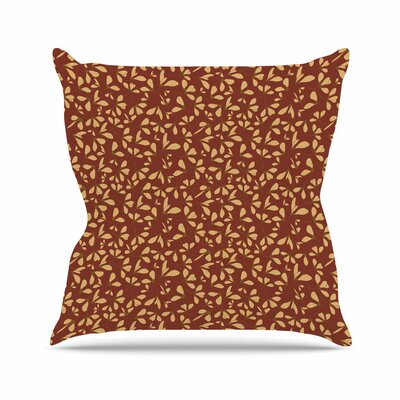 Under the Hour Mayacoa Studio Throw Pillow Size: 20 H x 20 W x 4 D