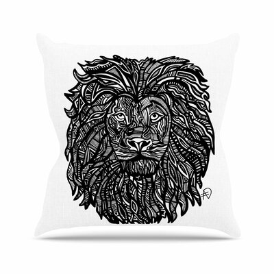 The Leon Adriana Throw Pillow