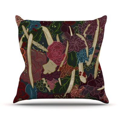 New Life Jaidyn Erickson Throw Pillow Size: 18