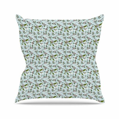 Jasmine Mayacoa Studio Throw Pillow Size: 16 H x 16 W x 4 D