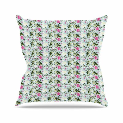 Romantic Park Mayacoa Studio Throw Pillow Size: 18 H x 18 W x 4 D