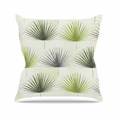 My Holidays Time Julia Grifol Throw Pillow Size: 16 H x 16 W x 4 D