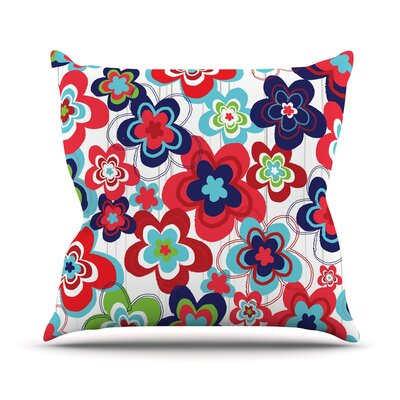 A Cheerful Morning Jolene Heckman Throw Pillow
