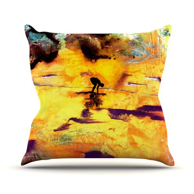 Pool of Life Josh Serafin Throw Pillow
