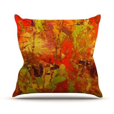 Autumn Jeff Ferst Throw Pillow