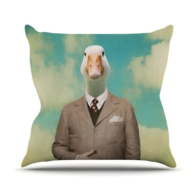 Passenger 15A by Natt Throw Pillow Size: 16 H x 16 W x 3 D
