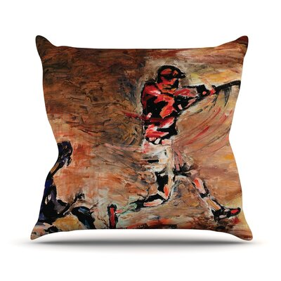 Its Gone! Josh Serafin Throw Pillow