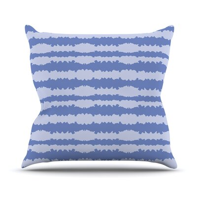 Nautical Breeze Ripple Mydeas Throw Pillow
