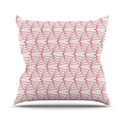 Stitches Throw Pillow