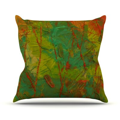 Evergreens Jeff Ferst Throw Pillow