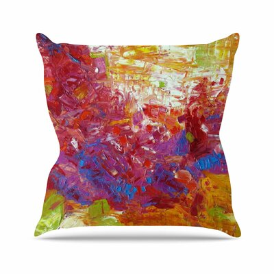 Sonoran Fantasy Jeff Ferst Throw Pillow