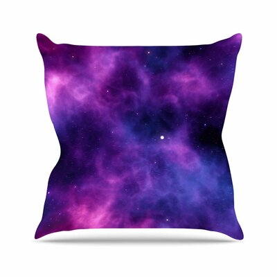 Infinity Chelsea Victoria Throw Pillow Size: 16 H x 16 W x 4 D