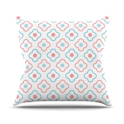 Baby Moroccan Throw Pillow