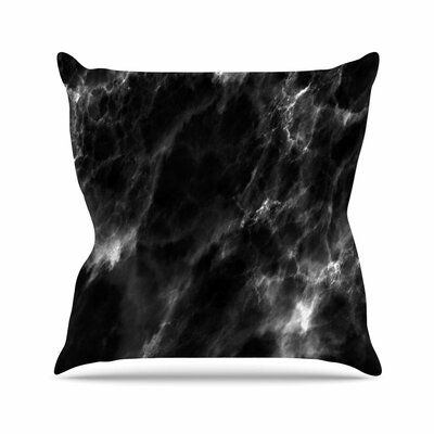 Marble Chelsea Victoria Throw Pillow Size: 16 H x 16 W x 4 D