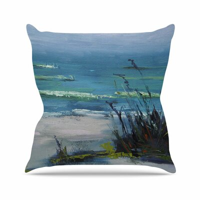 Sanibel Carol Schiff Throw Pillow Size: 18 H x 18 W x 4 D