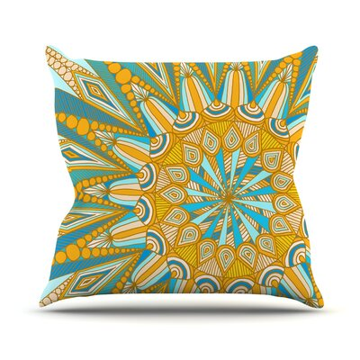 Here Comes the Sun Art Love Passion Throw Pillow