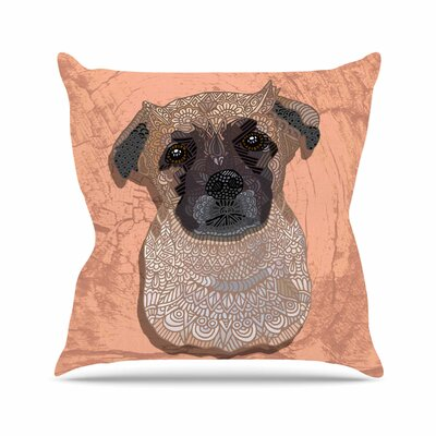 Mr. Milo Art Love Passion Throw Pillow
