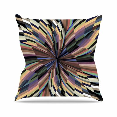 Love Affair by Danny Ivan Throw Pillow Size: 18 H x 18 W x 3 D