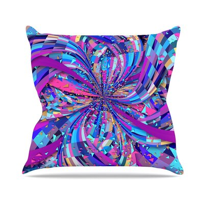 Flavours Explosion by Danny Ivan Throw Pillow Size: 18 H x 18 W x 3 D