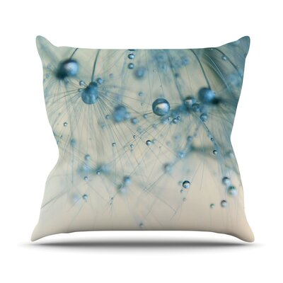 Pearls Outdoor Throw Pillow