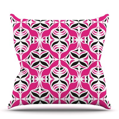 Think by Miranda Mol Outdoor Throw Pillow