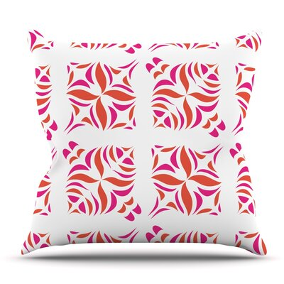 Oasis by Miranda Mol Outdoor Throw Pillow