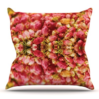 Close to You by Akwaflorell Outdoor Throw Pillow