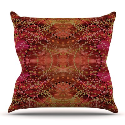Summer by Nikposium Outdoor Throw Pillow