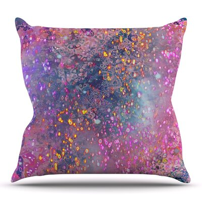 Universe by Marianna Tankelevich Outdoor Throw Pillow