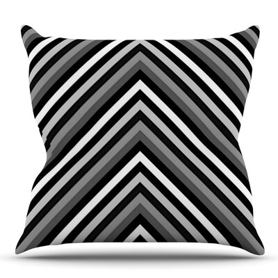 Uspon by Trebam Outdoor Throw Pillow