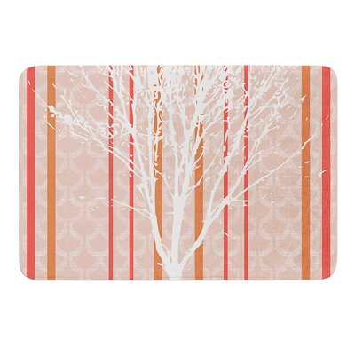 Spring Tree by Pellerina Design Bath Mat Size: 17W x 24L