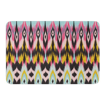 Bohotribal by Amanda Lane Bath Mat Size: 17W x 24L