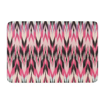 Dreamhaze Tribal by Amanda Lane Bath Mat Size: 24 W x 36 L